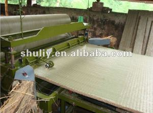 High efficiency reed mattress knitting machine 0086-15838061675
