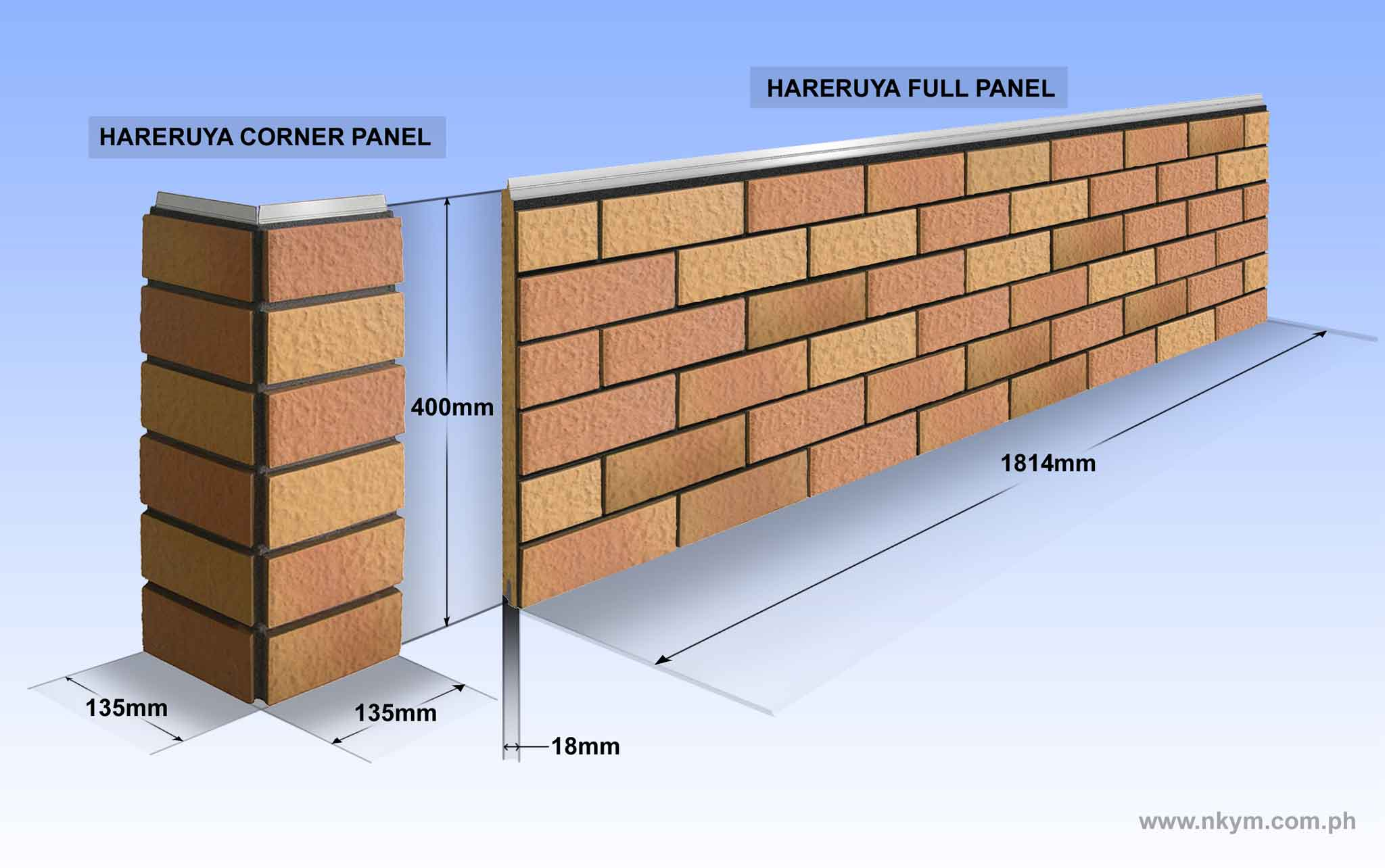 Hareruya Insulated Exterior Wall Panels - Buy Wall Materials Product ...