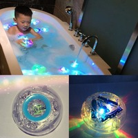 Hot Sale Waterproof Colorful LED Light Toys LED Light Kids Children Funny Bath Toy