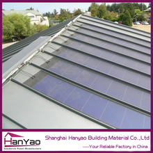 metal finish roof and wall sandwich panel price/rigid polyurethane foam board insulation/pu sandwich panel