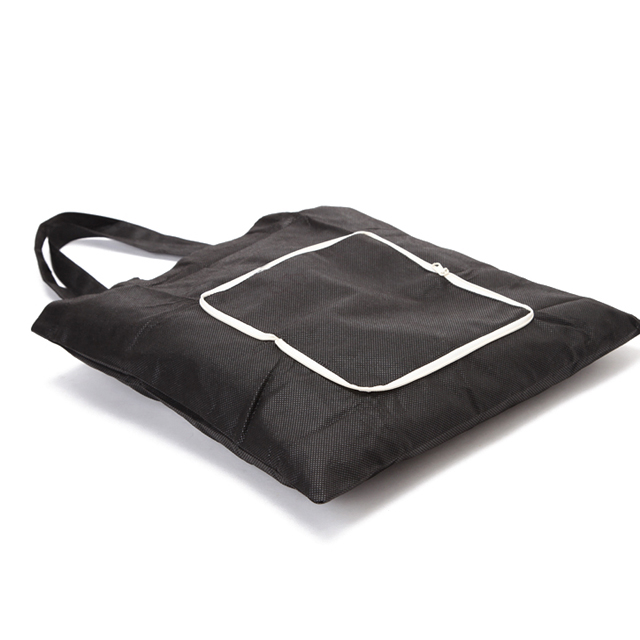 Eco-friendly non woven fabric folding tote bags