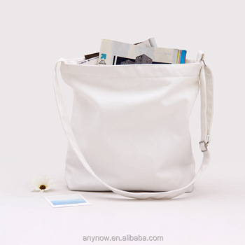 21b8a938e6bb Women Japanese and Korean Style Plain Canvas Single Strap Sling Shoulder Bag