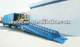 container unloading equipment