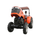 Enfly DQ554 55hp Automatic wheel style xinchai single cylinder engine mini farm machinery