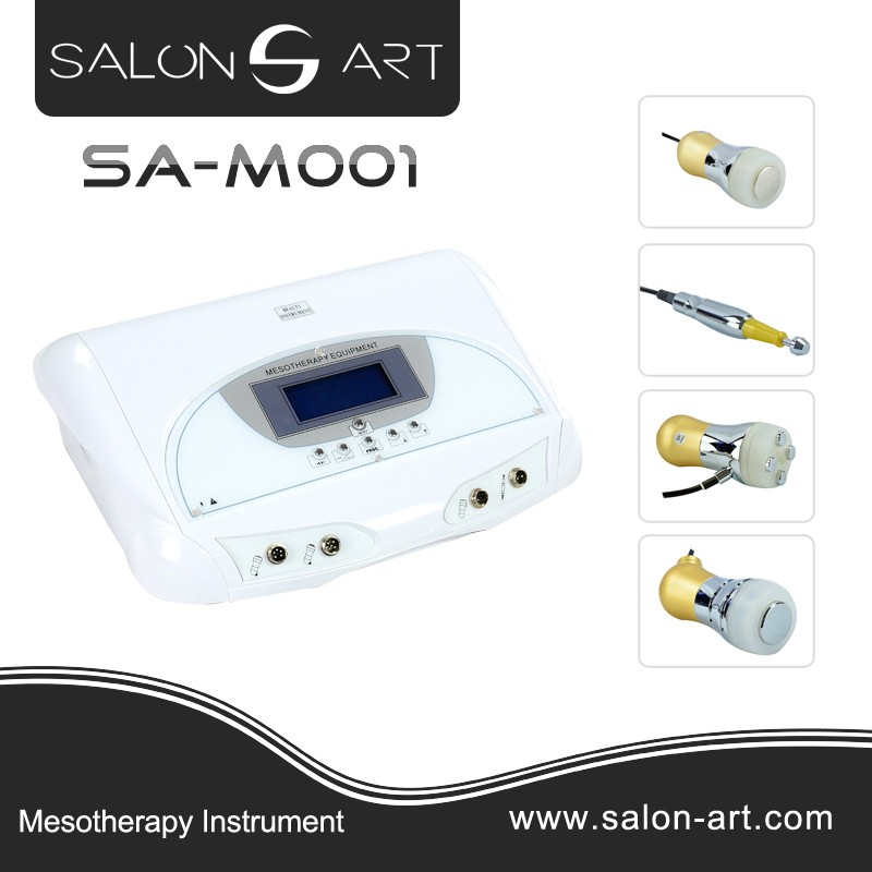 Needle-free injection mesotherapy device / beauty wrinkle removal mesotherapy needles SA-M001
