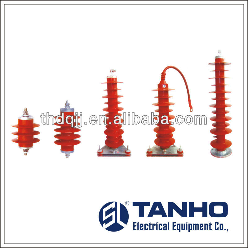 YH5WZ station metallic Znic Oxide thunder arrester