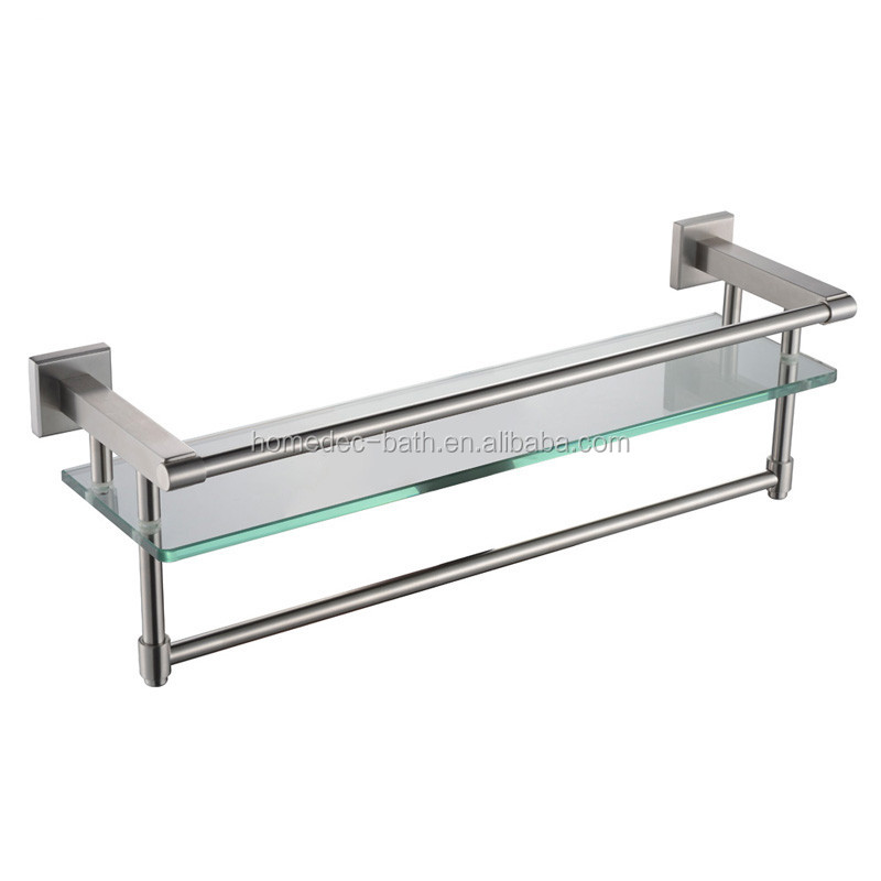 stainless steel bathroom glass corner shelf stainless steel bathroom glass corner shelf suppliers and at alibabacom