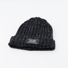 Winter outdoor keep warm knitted beanie hat