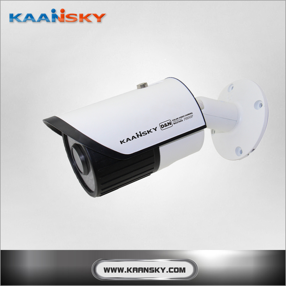Manual zoom HD CVI CCTV camera 720p 1080p waterproof IR bullet camera with IP 66 no IR diffusion security camera