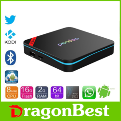 2017 best selling YUNDOO Y8 RK3399 2g 16g android virtual reality 2g16g RK3128ott 6.0 tv box