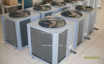 swimming pool water heater heat pump cum chiller for sale in uae dubai abu dhabi delivery and