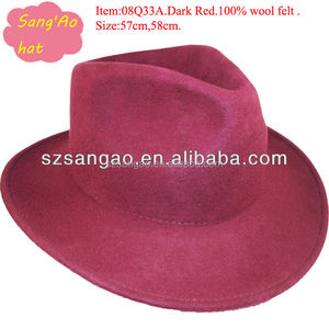 58edff1955b7e Purple Fedora Hats