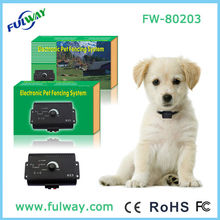 Remote Control Dog Electric Collar Fence 023