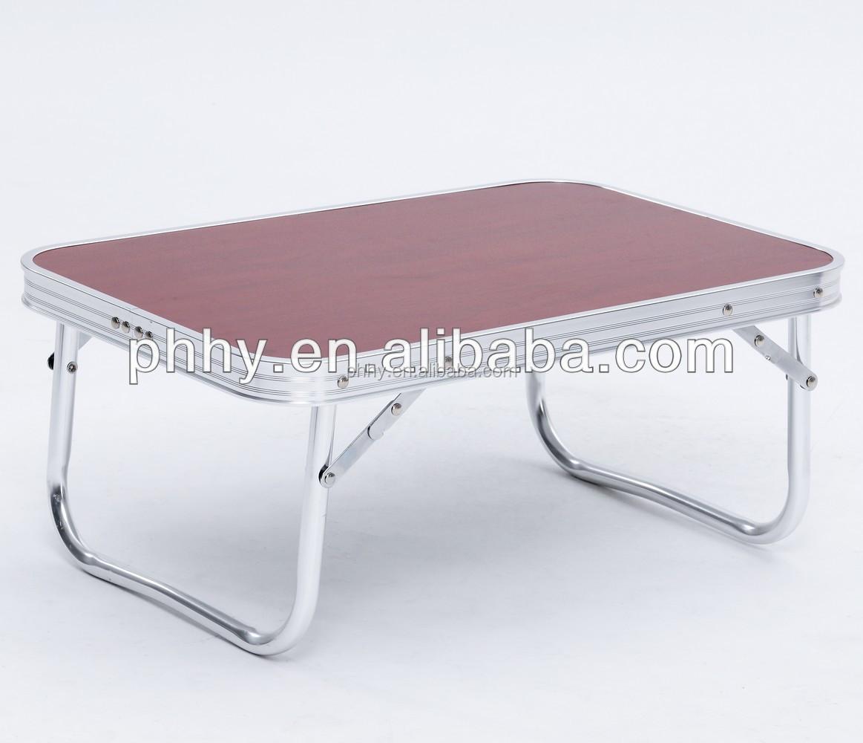 De aluminio plegable mesa de playa mesa de camping mesas for Mesa plegable de aluminio para camping