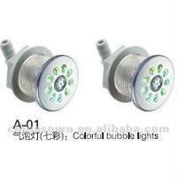 High quality bathtub colorful bubble lights
