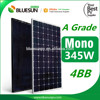 345wp high quality mono solar panels pv 345 watt solar panels for sale