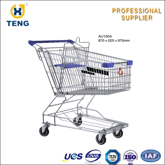Smart trolley for Mall