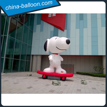 new giant inflatable snoopy inflatable heroes snoopy christmas inflatable