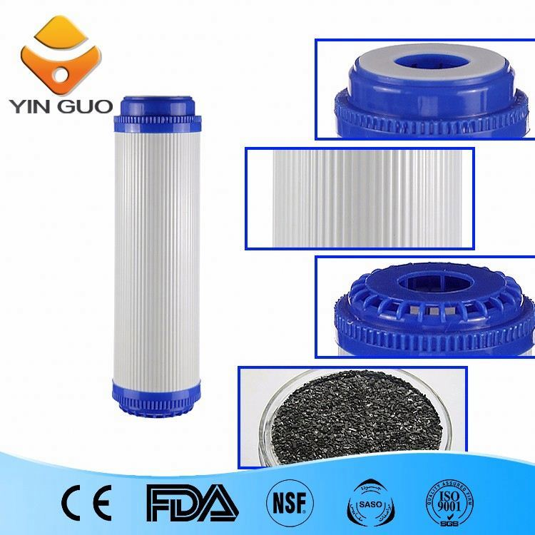 water carbon filter cartridge / carbon block normal filter / coco shell for activated carbon