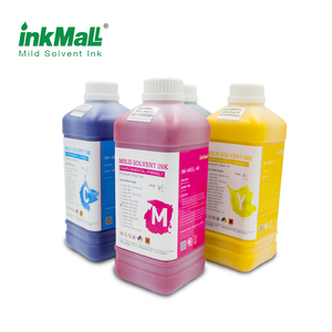 Factory Directly Konica 512I 30pl Bulk Solvent Ink for Flora/Allwin/Taimes Printing