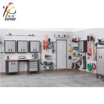 PVC slatwall garage storage system  sc 1 st  Alibaba & Pvc Slatwall Garage Storage System - Buy Garage Storage System ...
