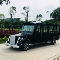 2018 cheap amusement park rides Fuel classic car,sightseeing car for sale