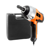 12V Power Spanner Set Rechargeable Torque Electric Impact Wrench