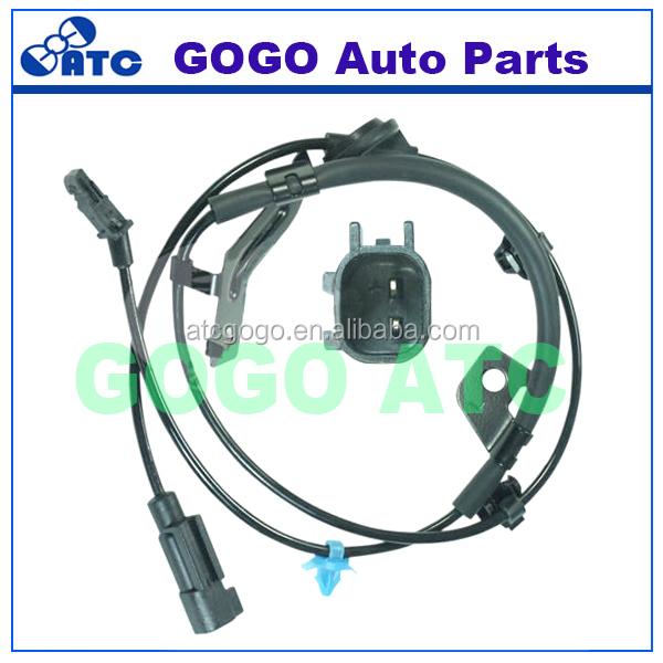 Rear Left ABS Wheel Speed Sensor For Mitsubishi Outlander ASX 4670A581 SU14202