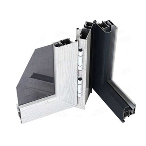Cheap Price OEM aluminum extrusion profile for security casement window
