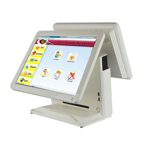 Windows Terminal POS Hardware Best System For Retail 15 Inch Electronic Cash Register