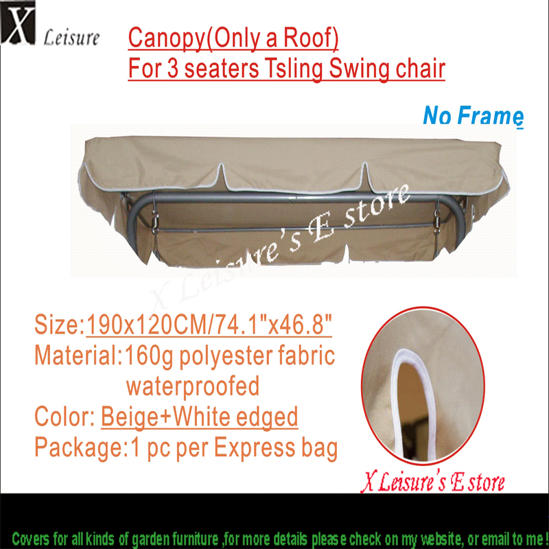 Aliexpress.com : Buy Canopy For Tsling Swing chair, Roof ...