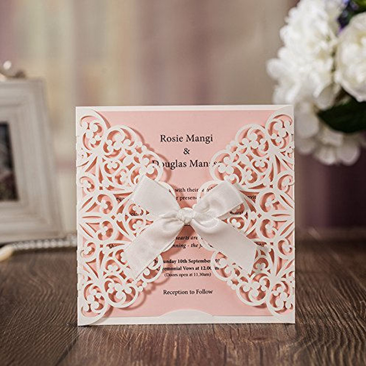 Ribbons And Bows For Wedding Invitations, Ribbons And Bows For ...