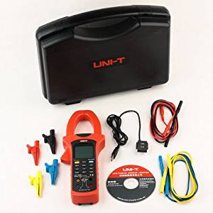 NEEWER® UNI-T UT233 3 phase Power Clamp Meter 1000A 600V Power Factor
