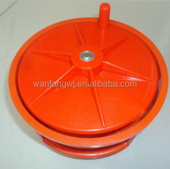 Plastic Wire Reel With High Quality / Plastic Tie Wire Reel / Tie ...