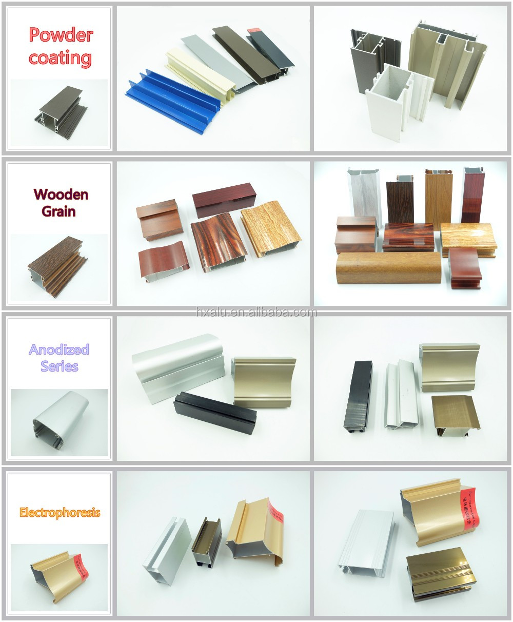 Water Resistant Kitchen Cabinets Cheap Price Water Resistant Aluminum Profile For Sliding Window