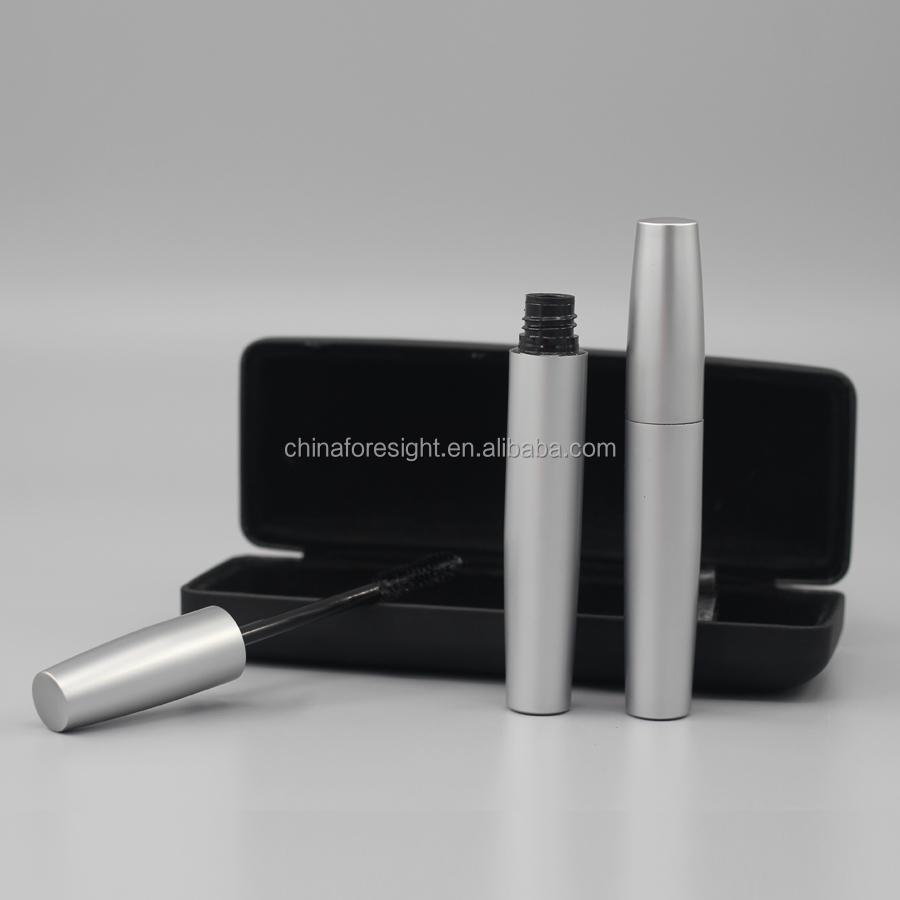 venta caliente oem d de las pestaas de fibra negro grueso mascara maquillaje cosmticos ojos waterproof