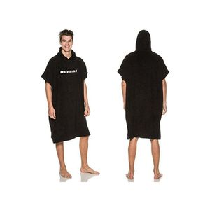 Surfer robe swim beach towel adult hooded towel