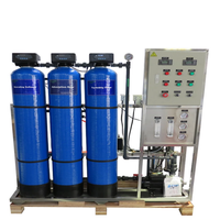 0.5t/500LPH reverse osmosis water filter/filtration systems with USA and domestic membrane