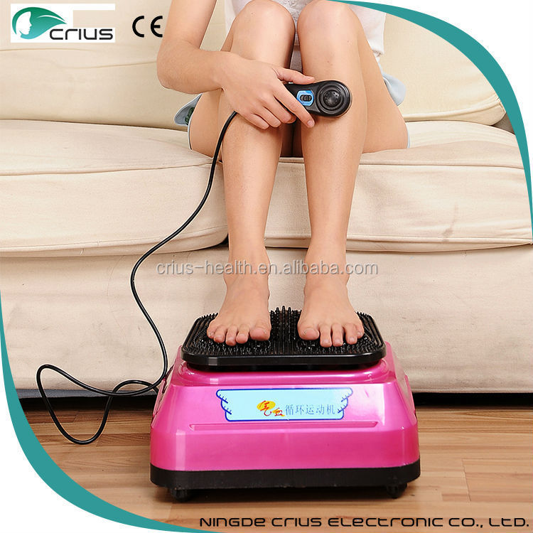 Wholesale china import blood circulating infrared reflexology foot massager