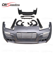 TC STYLE FIBER GLASS BODY KIT FOR 2008-2010 PORSCHE CAYENNE 957