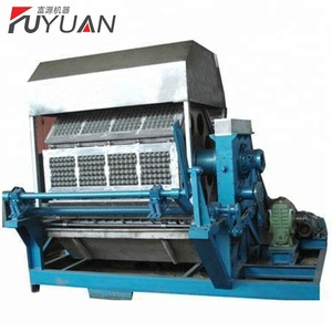Africa Market Paper Recycle Egg Packing Carton Egg Tray Machine Price