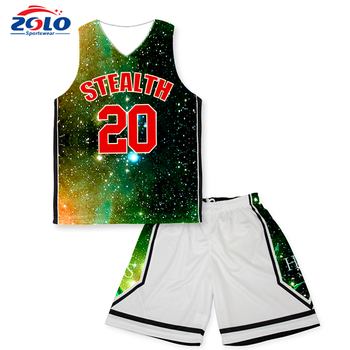 2017 new style no logo no name basketball jersey uniform design color yellow