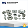 straight bevel gear for industiral and agriculture machinery
