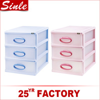 Office sorting A4 file/paper storage box plastic drawer