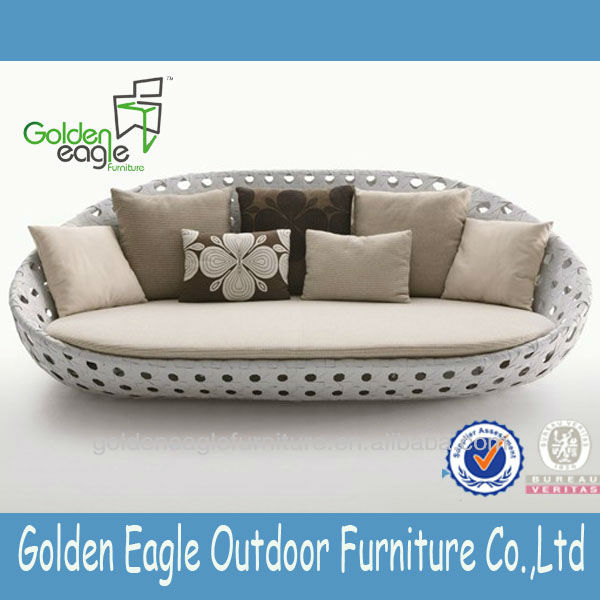 Oval Rattan Sofa, Oval Rattan Sofa Suppliers And Manufacturers At  Alibaba.com