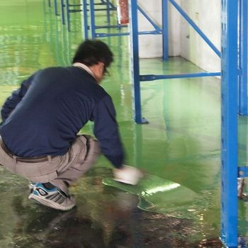 epoxy boden garage malen harter epoxid beschichtung far selber machen