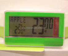 Supermarket lcd price tag / electronic price label for retailers