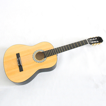 Solid 39 inch wood professional hand made classical guitar