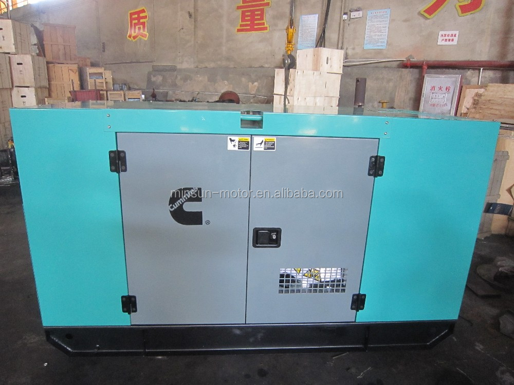 Power by USA engine    genset    3phase 60kva generator and price  View 60kva generator and price