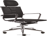 Top quality home adjustable height office chair with neck support / office furniture